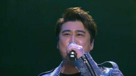 张巍《叁拾》,走心演唱诉说生活酸甜苦辣 第27届东方风云榜音乐盛典 20200719