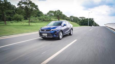 不到15万圆你轿跑SUV梦 传祺GS4 Coupe试驾体验