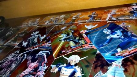完结篇!  [真相模玩]  一盒奥特曼卡片拆出了几张好卡?
