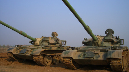 史上产量最多的坦克,中国陆军用了60年