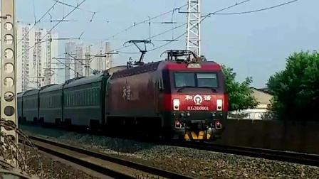 天津火车迷,清晨的津山线