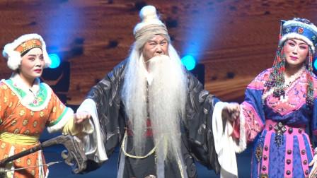 河南豫剧院院长李树建最新表演《苏武牧羊》单于旨意声声传,剧情真感人