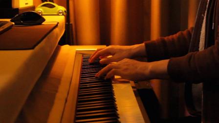 《夜色钢琴曲》赤伶 赵海洋钢琴演奏视频