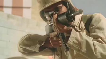 小孩因为碰了美军士兵的枪,被无情屠杀,瞬间激起民愤!