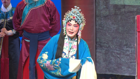 曲剧《陈三两》她把我卖与旁人我不恨,张新芳大师弟子尚小双演唱