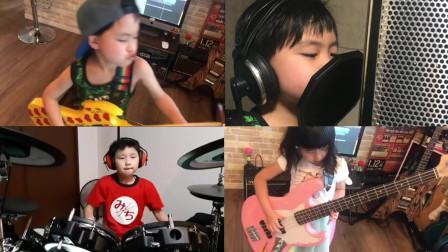 日本年龄最小的乐队