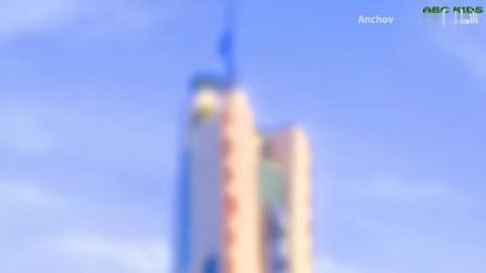 XTO短片动画《阿奇日常·来福》之《奇妙故事和阿奇苹果/阿奇礼物》