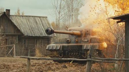 二战期间白色坦克无敌,神出鬼没的出现在战场,消灭所有军队