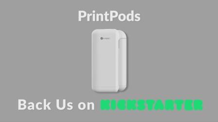 #PrintPods# 众筹打印机 - Video by #质点DOT#