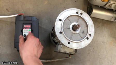 故障实例:单相变频器驱动的三相电机,可以用三相变频器来驱动吗