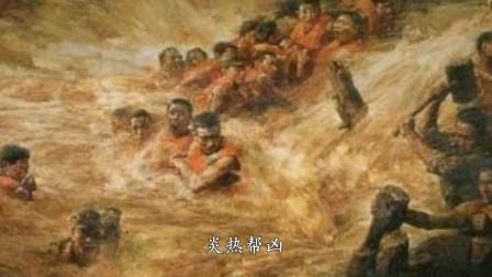 致敬抗洪一线的英雄:《火橙铁堤》山林子自然道德慧智教育诗