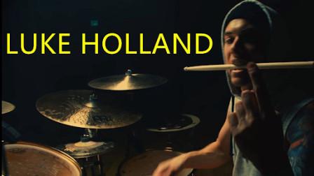 美国超级网红鼓手Luke Holland
