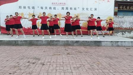 珠中阳阳舞队……健身操九妹