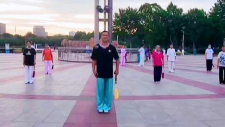 冯凯太极拳–武当剑串讲