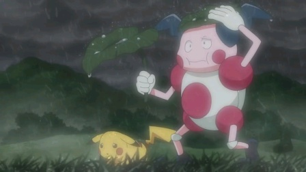 宠物小精灵剑盾 新动画 第30话 「不行不行皮卡丘,哎呀哎呀魔墙人偶」精灵宝可梦