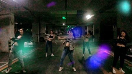 郑州肚皮舞超酷《街头沙比》—雅萱舞蹈瑜伽