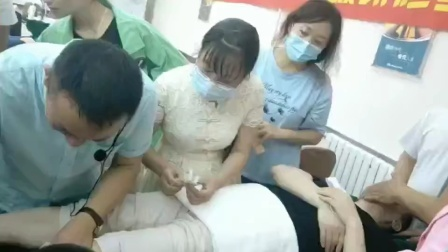刘吉领针灸治疗淋巴结肿大