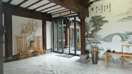 自驾游《义乌 佛堂古镇》1 杭州的高远征 2020.7.30