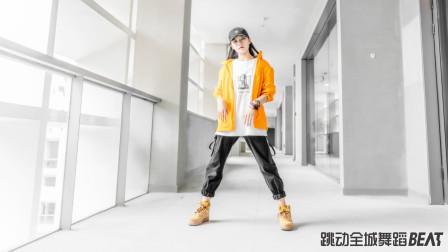 流行舞演绎JJ林俊杰经典情歌《美人鱼》!