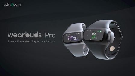 #Wearbuds Pro# 众筹手表 & 耳机 - Video by #质点DOT#