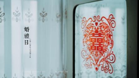 『悠季·婚享家』Long + Ying 富华大酒店 即时剪辑 光和影子