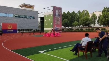 北关清叶舞蹈队《幸福中国一起走》八一献礼(20200730)