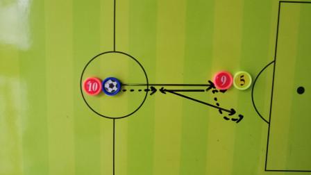 简单的回传反切二过一,国内外训练有哪些不同?