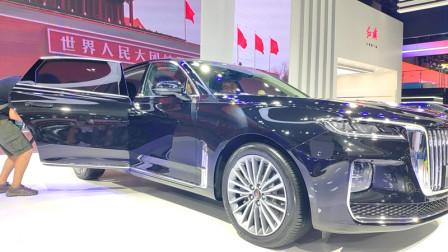 奔驰宝马买早了!新车长超5米1宽超1米9,还是3.0T V6 动力