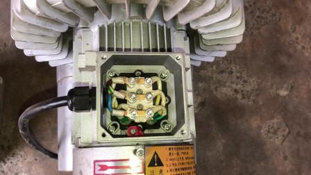 家里面的电源是220交流电,如何用220交流电驱动三相异步电动机?