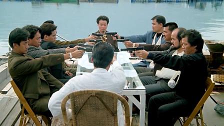 """盘点电影中的""""谈判"""",这种谈判技巧哪学的,这么强"""