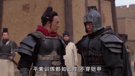 秦惠文王与陷阵士魏冉比试,此人就是秦国穰侯
