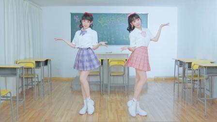 """【有点甜】""""双胞胎""""姐妹花养眼齐舞【紫嘉儿+嘉儿紫】"""
