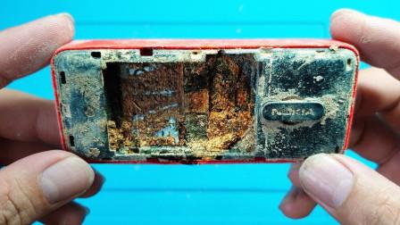 牛人捡到一部诺基亚手机,拿回家捯饬一番后,价值瞬间翻倍!