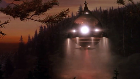 美国索科洛镇外星人事件,两个外星人乘坐UFO降落?