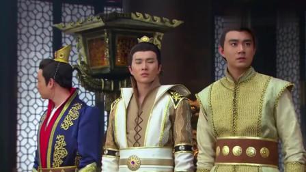 实在太神奇了呀!小伙在大殿上当众施法,让众人看清了皇帝身上魂魄!