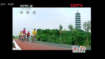 2011 08 08 CCTV4 走遍中国开始之前的广告