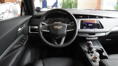 凯迪拉克XT4 改款 28T两驱领先运动