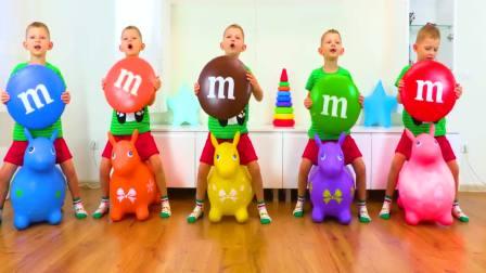 美国儿童时尚;认识颜色不再难,这个方法赶快收藏