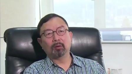 香港老板:内地工程师很聪明 你三天可以做到 他们三个钟就可以了