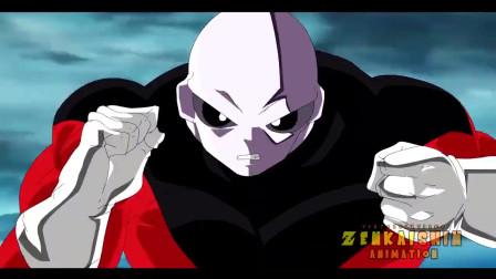 《龙珠超》同人动画,吉连VS魔罗,悟空被天使复活