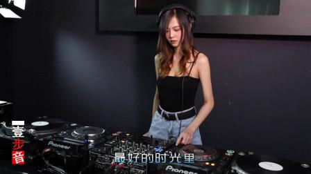 一首DJ舞曲《此情一直在心间》一直都在,好听至极!