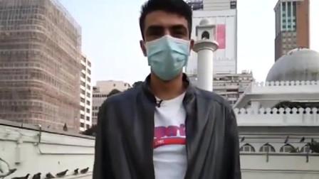 香港的巴基斯坦人:我们什么都吃 除了猪肉不能吃