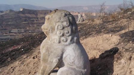 广平王李豫的陵山与石刻经历了怎样的挫折故事,唐朝的盛世真的一去不复返.mp4