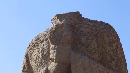 唐朝第一位由宦官拥立的皇帝,平乱天子的帝陵,确是矿坑满山,呜呼哀哉.mp4