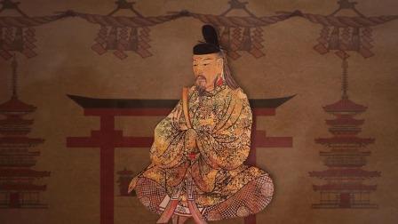 日本学习唐朝文化,从唐崇陵最为明显,连天皇的名字都来源唐朝的一座山