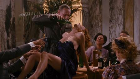 十分钟讲述传奇女人一生,为当间谍全身染成金色,被称为外国版《色戒》