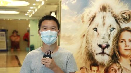 电影《白狮奇缘》口碑特辑 观众力挺 撸狮体验不容错过
