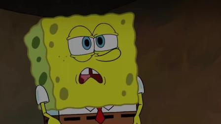 海绵宝宝:蟹老板钳住章鱼哥,光看着都感觉到了疼啊