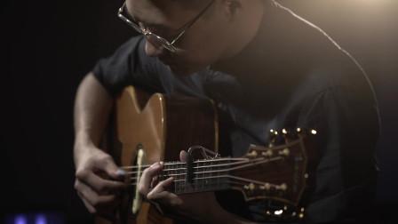 【元子弹】分裂脑细胞《Rylynn》Cover Andy Mckee  指弹吉他教学整曲演示