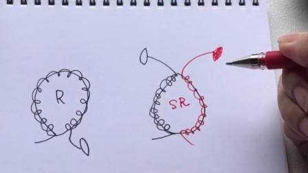 【布张扬手造】【资源分享】梭编基础--梭编分裂环的做法 Split Ring (外文)
